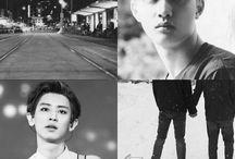 exo potrait photos / for wallpaper phone