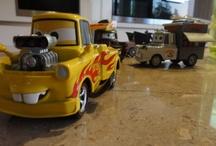 Pixar CARS / Disney CARS die cast collection