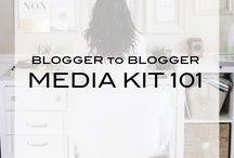 Media Kit Tutorials + Tips / For those who are in need of using the media kits. Please feel free to pin your favorite ones.