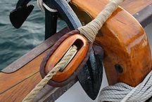 Sailing ships, boating