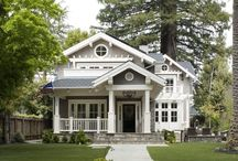 Craftsman and other dream homes! / by Maria Clark