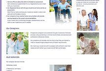 Portfolio / Websites designed, developed, and re-engineered by JTKWeb.