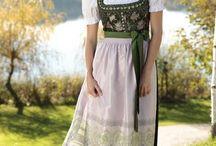 Oktoberfest, German outfits