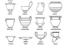 klassieke oudheid / pins voor praktijkopdracht klassieke oudheid Vwo 4 periode 1 & 2