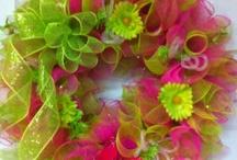 wreaths / by Jody Smith