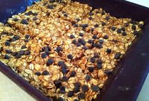 Granola bars,Energy bars and bites / by Tracy Peck