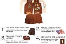 Girl Scouts and Brownies / by Lori Burke