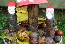Autumn - Herfst DIY / Knutselen en frutselen in de herst - DIY Autumn for kids