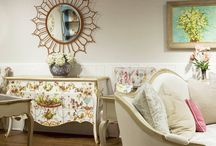 Spring Design / Spring-Inspired Interior Design