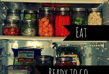 Food/Meal prep and planning / by Courtney Moucka