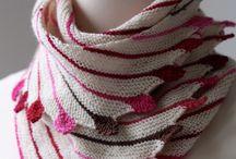 Knitting crochet  projects