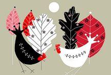 Cartoline di buon anno