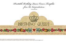 Happy Happy Birthday / by Patricia Justice