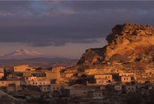 Cappadocia, Turkey / Words simply cannot describe the magical lunar landscape and towering rock formations of Cappadocia