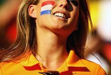 Dutch Fans Girls