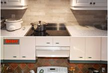 Renovation , before and after