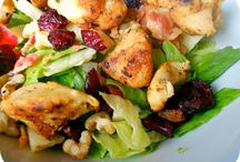 Salads / by Charlee Kendrick