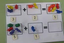 El rincón de matemáticas en Educación Infantil