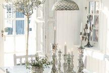 Dining Rooms / by Lynne Jaynes Tilley