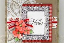 STAMPIN UP / by Ruth Clarke