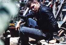 Dean Winchester / What do you say we kill some evil sons of bitches and we raise a little hell?