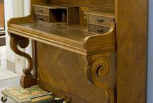 Susan - Repurposed Pianos