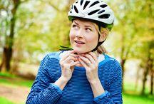 Biking in the Kennebec Valley