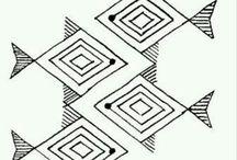 diseños rupestres
