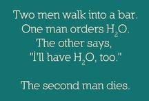 Science Humor / by Patti Blogs