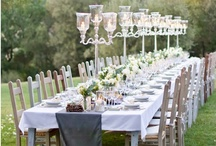 Wedding venues and lovely places / Beautiful and special locations for weddings and special parties