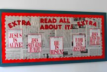 Bulletin Boards / by Dawn Reals