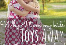Kids ohne Spielzeug