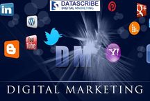 Datascribe Digital Marketing / Digital Marketing Company In India - Datascribe, core company providing SEO, SMO, SEM, website design and development services to enhance online presence in search engines