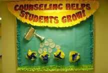 counseling bulletin boards