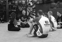Ghost Elusive Combat Seminar / Awsome days training in the elusive ghost