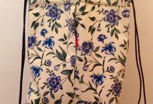 Shopper bags / Shopper realizzata completamente a mano, tutta italiana, possibilità di averla anche personalizzata e su misura.