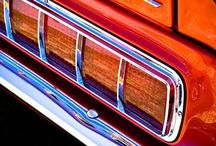 O L D  C A R S / Mustang Cars Vintage
