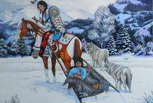 Native Americans / by Naomi Gray