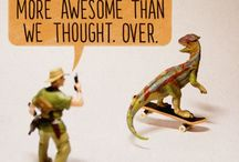 Funny and Awesome things / by Hannah Carver