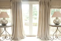Beautiful Blinds & Curtains / Windows are such an important part of a room so it follows that curtains are just as important! Picking the right style and fabric can make an incredible impact on a space. Browse my curtains and window coverings on this board...