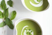 Yum. Soups. Salads.