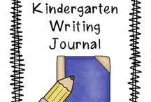 Kindergarten Writing  / Teaching writing in kindergarten  / by Jessica Hernandez