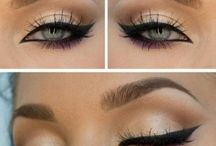 makeup ideas / by Kelly Campbell