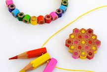 Crafts: Jewelry Making / All kinds of jewelry to make. / by Craft With Kids