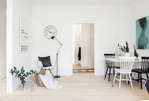 Tiny flats / One love, one room.