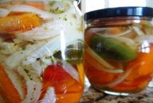 Canning & pickling / by Pam Parsons