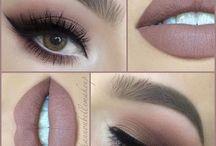 Make-up look inspiration