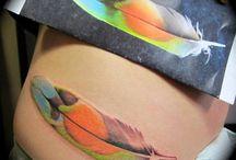 Hot tattoos