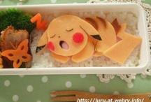 Bento Box / Coletânea de pratos criativos!