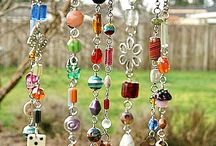 Wind Chimes & Mobiles (handmade)